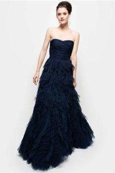 la robe à froufrous de naf naf