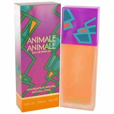 Animale Animale by Parlux for Women's Eau De Parfum 3.4 oz/100 ml,New In Box #AnimaleAnimale