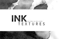 Ink Textures by thom