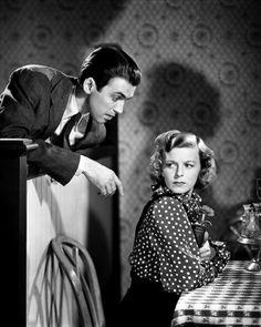 The Shop Around the Corner(1940) Jimmy Stewart and Margaret Sullavan