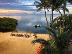 Sunrise in Islamorada Florida #miami #florida #miamibeach #sobe #southbeach #brickell #Miami by @coconutcreek