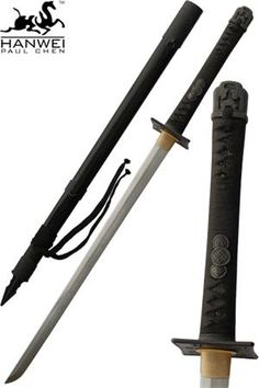 Zombie Fighter Gear: The Kouga Ninja-To is one weapon that we'll definitely carry around. And face it, honor can go fuck itself when you're slicing and dicing the undead.