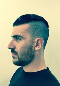 El reflejo de lo que somos es nuestra imagen. #barber #barberrules #barbershop #mustacherules #beard