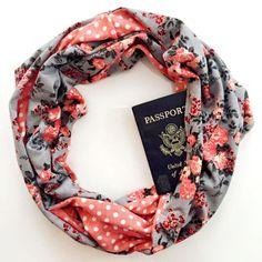*NEW* ~ Charleston Scarf from Speakeasy Travel Supply