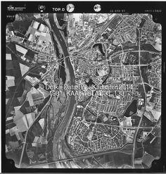 Luchtfoto zutphen jaren 80