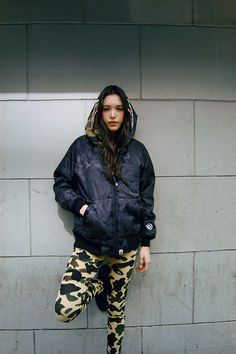 Streetwear Girls — FOLLOW: http://StreetwearGirls.tumblr.com