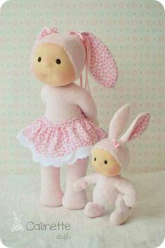 Calinette dolls