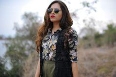 Shirt| Vest| Veromoda| Shorts| Veromoda| Sunglasses| RayBan| ririwoo| lips| makeup| mac| hair| ootd| fashion| blogger| dailyfeauture|