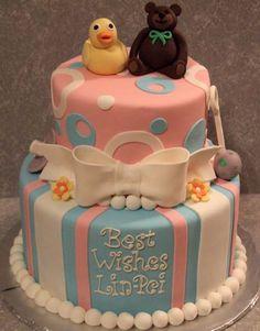 boy-girl-baby-shower-cake