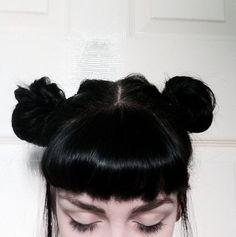 Imagen de girl, hair, and grunge Couleur Ombre Hair, Hair Inspo, Hair Inspiration, New Hair, Your Hair, Grunge Hair, Pale Grunge, Grunge Style, Gyaru