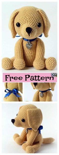Crochet Lucky Puppy – Free Pattern#freepattern