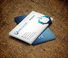 EEAECO.com Business Card Design by *vasiligfx on deviantART