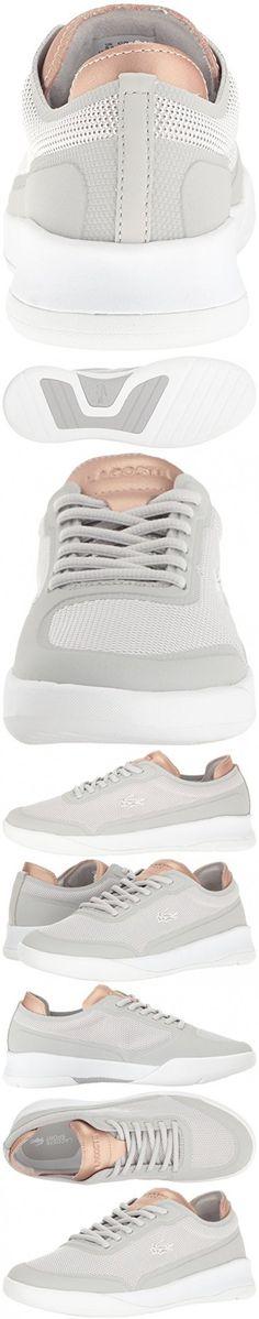 fceeed0d3f7b76 Lacoste Women s Light Spirit Elite 117 2 Fashion Sneaker