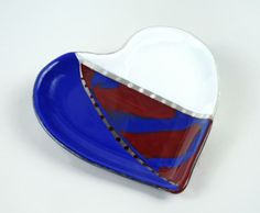 Custom Glass-Fused Plates and Bowls by Creative Glass Design | Hatch.co