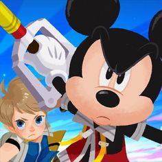 Kingdom Hearts Unchained X v1.1.1 (SOFT LAUNCH)