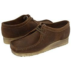 Wallabees...I know I'm behind the trend. Whatever.