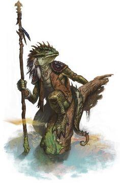 Lizard folk