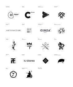 8 Year — 150 Logos on Behance Brand Identity Design, Logo Design Services, Branding Design, Inspiration Logo Design, Icon Design, Logo Sketches, Minimal Logo, Symbol Logo, Technology Logo