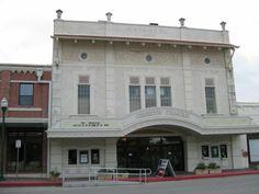 Crighton Theater - Downtown Conroe Texas