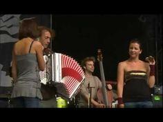 Ganes & Hubert von Goisern - Jora 2011 - ladinische Musik aus Südtirol