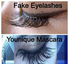 Mascara  No fakes Younique 3D+
