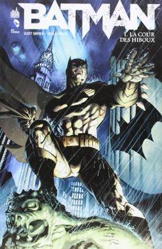 Batman. 1, La cour des hiboux