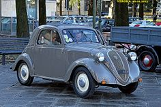 FIAT 500 Topolino B