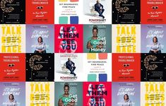 """August is National Black Business Month! Check out our audiobook picks written by Black business owners, entrepreneurs, venture capitalists (because It's About Damn Time), career advisors, thought leaders, and financial specialists (Tiffany """"the Budgetnista"""" Aliche!). You'll find what you need to support and inspire all your ventures, capital and otherwise. #nationalblackbusinessmonth #audiobook #audiobooks #blackbusiness Career Advisor, Finding Peace, Audio Books, Good Books, Entrepreneur, Life Hacks, Thoughts, Writing, Business"""