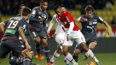 Lyon Monaco Ligue1