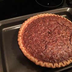 Chocolate Pecan Pie VI - Allrecipes.com