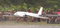 In Remote Madagascar First Ever Delivery ofLabSamplesby Drone