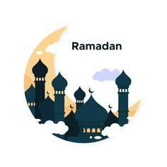 Ramadan kareem islamic greeting background with crescent moon, lantern and arabic pattern and calligraphy Best Eid Mubarak Wishes, Happy Ramadan Mubarak, Ramadan Greetings, Eid Mubarak Greetings, Islam Ramadan, Ramadan Background, Festival Background, Islamic New Year, Islamic Art