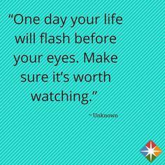 Make today count! #saturday #saturdaymotivation