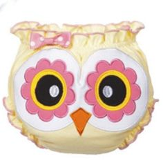 Hoot Owl Bloomers :: YELLOW :: 0-6 Months