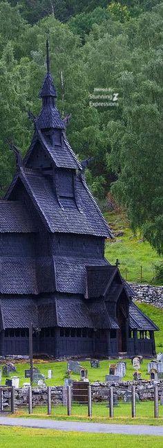 Borgund Stave Church – Norway