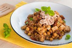 Fitness recepty s vysokým obsahom bielkovín Granola, Quinoa, Dog Food Recipes, Beef, Vegan, Tofu, Bulgur, Meat, Dog Recipes
