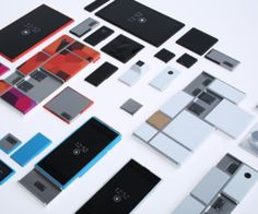 Motorola's 'Project Ara' modular smartphone setup switches out hardware like apps We were intrigued by the Phonebloks concept phone that teased the ability to switch out a handset's components the way. Impression 3d, Arduino, Presente Simple, Software, Samsung Galaxy, Hardware, Tablets, Maker, Tattoo