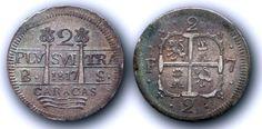 Las monedas 'Morilleras' de nuestra Guerra de Independencia