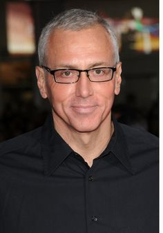 Dr. Drew.  First off, yes I like silver foxes (refer to Anderson Cooper)  I also dream of a silver fox sandwich with Dr Drew and Anderson Cooper.  Sue me.