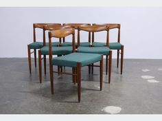 Dining chairs from MidcenturyLA