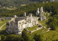 castelo de Ogrodzieniec Ogrodzieniec Castle, Poland