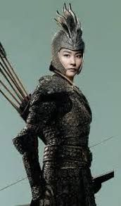 Image result for female chinese warrior