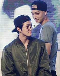 Find a guy who would look at you like how Jongin-ie looks at his Sehun-ie