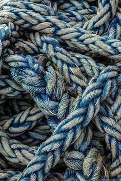 Ropes by Ben Stacey Ropes, Merino Wool Blanket, Photography, Art, Kunst, Photograph, Fotografie, Fotografia, Art Education