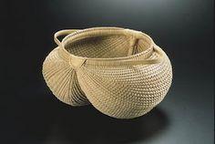 White Oak Egg Basket - Cynthia Taylor