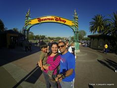 Felipe, o pequeno viajante: Downtown Disney California: passeio bom, bonito e ...