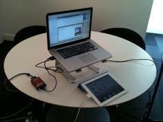 Usability Lab - ipad testing