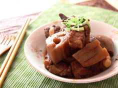 Lotus root spareribs