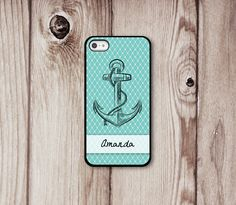 Anchor+Iphone+Case++Iphone+5++Iphone+4++Iphone+4s++by+LuvYourCase,+$15.99