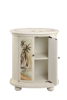 13361 - Lateen Chairside Cabinet